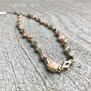 Ivanka Trump Gemstone Necklace NWT